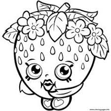 52 Awesome Shopkins Colouring Pages Images Coloring Pages Shopkin