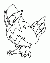Small Picture 40 Pokemon Coloring Pages ColoringStar