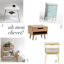 Superb Meuble De Rangement Chambre Pas Cher #12 - Table De Chevet ...