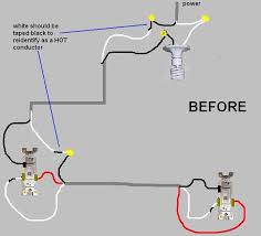 wiring switches the family handyman single pole switch wiring i Triple Single Pole Switch Wiring Diagram way switch to single pole switch electrical page diy 3 single pole light switch Single Pole Light Switch Diagram