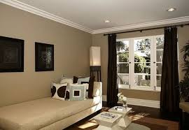 Nomadic Taupe color theme room design for home.