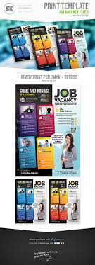 job vacancy flyer by shamcanggih graphicriver job vacancy flyer miscellaneous events