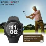 Golf Courses Gps Unit *** dreamsport Golf GPS Watch DGF301 new ...