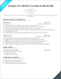 Cosmetology Resume Examples Magnificent Cosmetology Resume Objectives Full Size Of Large Size Of Medium Size