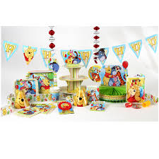 Disney Theme Decorations Disney Baby 1st Birthday Party Supplies Disney Baby