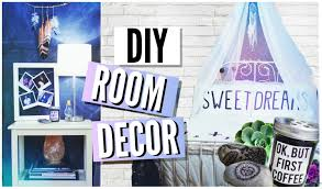 diy room decor tumblr room makeover 2015 youtube