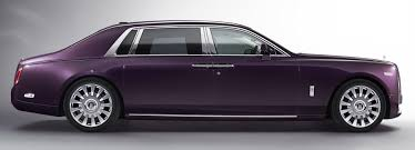 the rolls-royce phantom is the prince of the automotive world