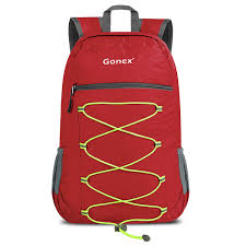 Gonex <b>Packable Backpack</b> Outdoor Hiking Daypack <b>25L</b>