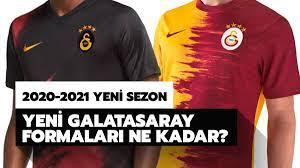 Galatasaray yeni sezon formaları ne kadar? GS Store 2020-2021 Galatasaray  yeni sezon forma fiyatı
