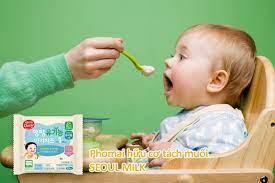 Phô mai hữu cơ Seoul Milk có tốt cho bé không? Sử dụng thế nào hiệu quả nhất