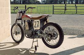 co built flat track racer flat tracker vintage racing and dirt