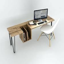 Unique Computer Desks Home Design For Attractive Household Unique Computer  Desk Plan ...