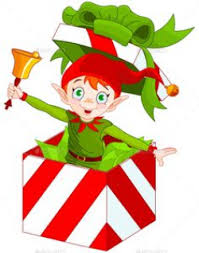 Image result for christmas elf clipart
