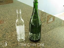 tip non toxic way to remove sticky labels from glass bottles and jars