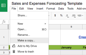 cost forecasting template forecasting for seasonal businesses turn big months into great years
