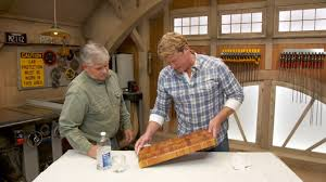 build it end grain cutting board from s wood