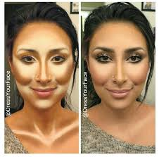 this seems like a extreme way to contour and for anyone who isn t 100 confident with makeup rather daunting i don t think this is a practical way to