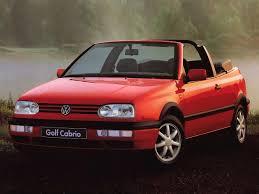Volkswagen Mk3 Golf Cabriolet Review (1995-03): 2.0i