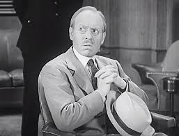 Byron Foulger | The Panther's Claw (1942) | Character actor, Movies, Actors