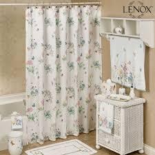 bathroom lenox erfly meadow shower curtain for bathroom glamorous images curtains 35 best modern