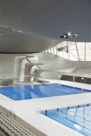 olympic swimming pool 2012. Architecture | London 2012 Aquatics Center Zaha Hadid #Olympic Games Olympic Swimming Pool I