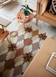home decorating with scandinavian rugs