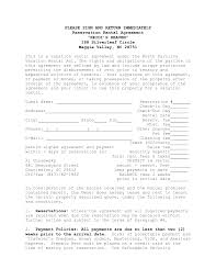 for lease sign template house lease agreement template house rental agreement contract in