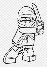 Lloyd Garmadon Coloring book Ninja LEGO Drawing, Ninja, angle, white png