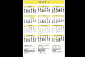 Calendario 2015 Argentina Calendario 2015 Fechas A Tener En Cuenta