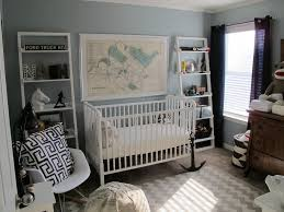 ... Cute Picture Of Black And White Baby Nursery Room Design And Decoration  Ideas : Epic Picture ...