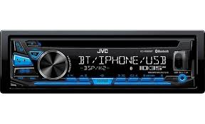 jvc kd r880bt cd receiver at crutchfield com JVC Car Stereo Wire Colors jvc kd r880bt a simple layout with a 2 line display lets you quickly