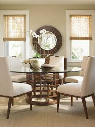 Tommy Bahama Kitchen Table Tommy Bahama Home Island Fusion Meridien 54 Dining Table C S