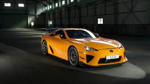 lexus lfa wallpaper. orange lexus lfa wallpaper hd 5253