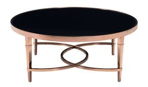 Zuo Modern Coffee Table Elite Modern Coffee Table In Gold Black By Zuo Getfurniture
