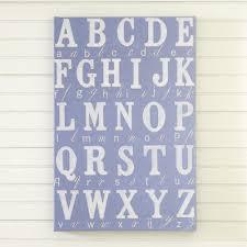 Harriet Bee Alphabet Wall Lettersmonogram