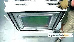 kenmore oven door replacement glass for oven door whirlpool oven how to tighten down a loose range oven door whirlpool whirlpool gold oven door replacement