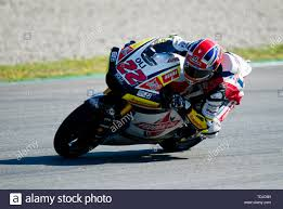 16th June 2019, Circuit de Barcelona-Catalunya, Montmelo, Barcelona, Spain;  MotoGP of Catalunya, Race Day; Sam Lowes of the Federal Oil Gresini Moto2  Team in action Pablo Guillen/Alamy Stock Photo - Alamy