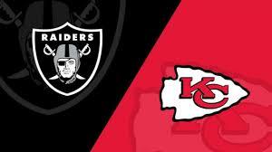 Kansas City Chiefs At Oakland Raiders Matchup Preview 9 15