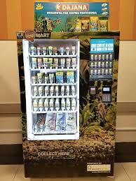 Boxgreen Vending Machine Extraordinary Supermarket Marches Out Machines For VendMart Inside Retail Singapore