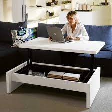 coffee table and desk combo for the living room
