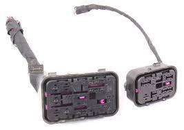 engine bay fuse relay panel box wiring pigtails connectors 06 08 engine bay fuse relay panel box wiring pigtails connectors 06 08 audi a3