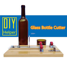 beer wine glass bottle cutter cutting machine art diy recycle tool