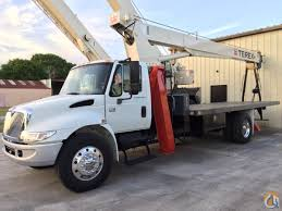 Terex Bt3470 Load Chart 2007 Terex Bt3470 On International Pre Emissions Truck Crane