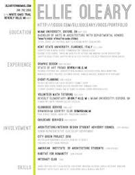Interior design resume and get inspiration to create a good resume 2