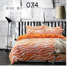 black white orange red zebra cotton twin full queen king bedding sets bedclothes set bed sheets duvet cover pillowcase designer bedding collections oriental