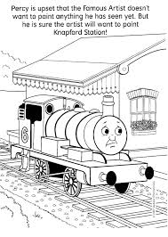 16 Thomas The Tank Engine Coloring