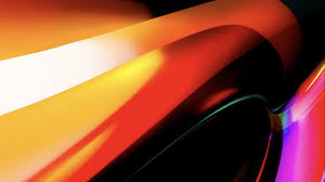 MacBook Pro Wallpaper 4K, Orange, Apple ...