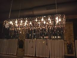 photo of the chef s table milwaukee wi united states awesome utensil chandelier