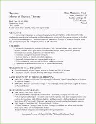 Respiratory Therapist Resume Job Description All Important Ideas