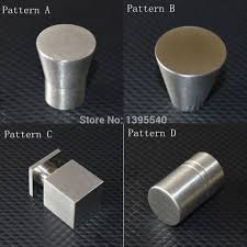 new square cabinet hanle modern furniture cabinet knobs solid